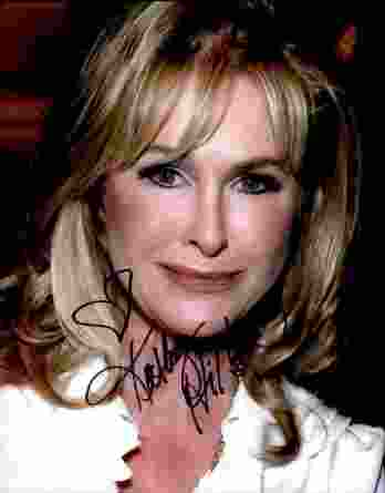 Kathy Hilton authentic signed 8x10 picture