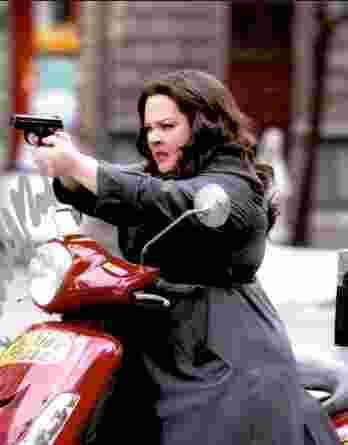 Melissa McCarthy authentic signed 8x10 picture