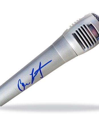 Adam Lambert authentic signed 8x10 picture