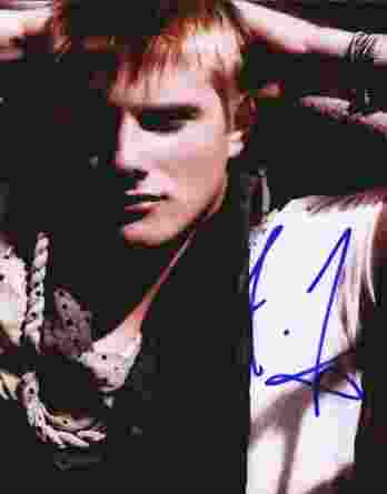 Alexander Ludwig authentic signed 8x10 picture