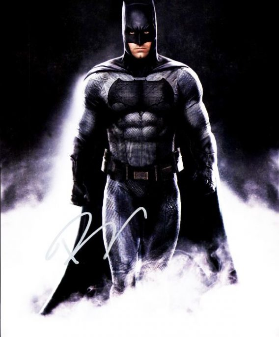 Ben Affleck authentic signed 8x10 picture