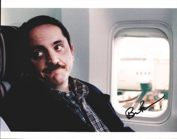 Ben Falcone authentic signed 8x10 picture