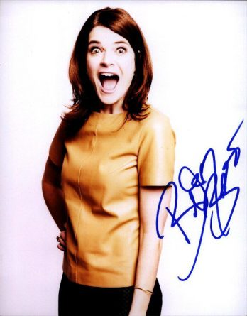 Betsy Brandt authentic signed 8x10 picture