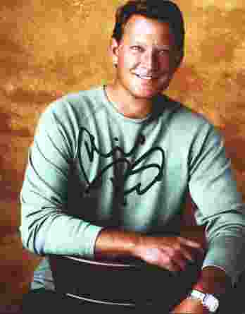 Christopher Rich authentic signed 8x10 picture