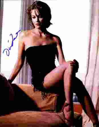 Diane Lane authentic signed 8x10 picture