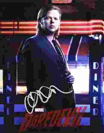 Elden Henson authentic signed 8x10 picture