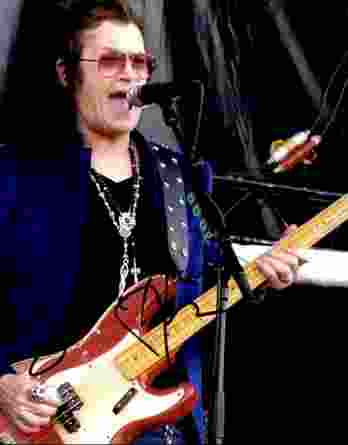 Glenn Hughes authentic signed 8x10 picture