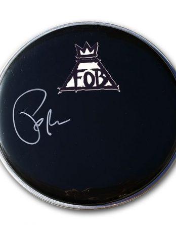 Pete Wentz authentic signed 8x10 picture