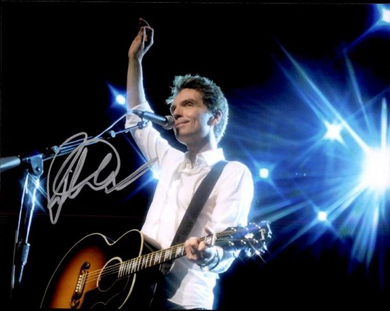 Richard Marx authentic signed 8x10 picture