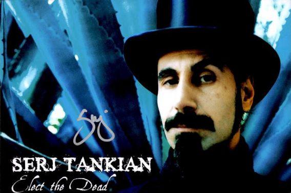 Serj Tankian authentic signed 8x10 picture