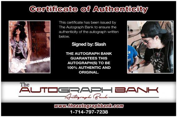 Slash proof of signing certificate