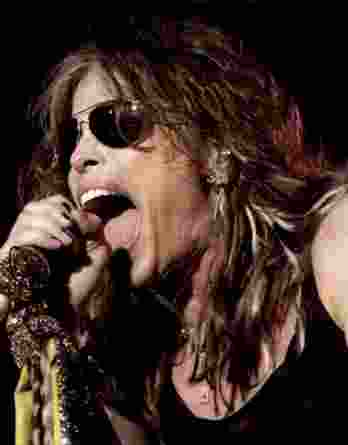 Steven Tyler authentic signed 8x10 picture