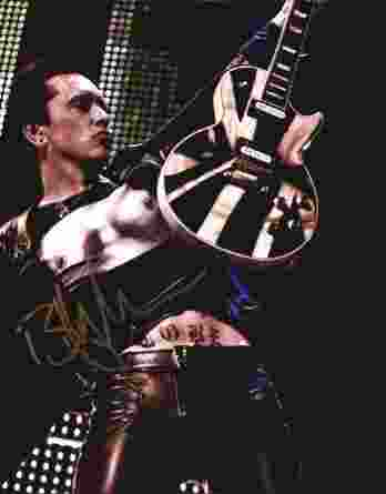 Billy Morrison authentic signed 8x10 picture