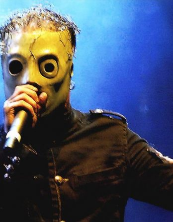 Corey Taylor authentic signed 8x10 picture