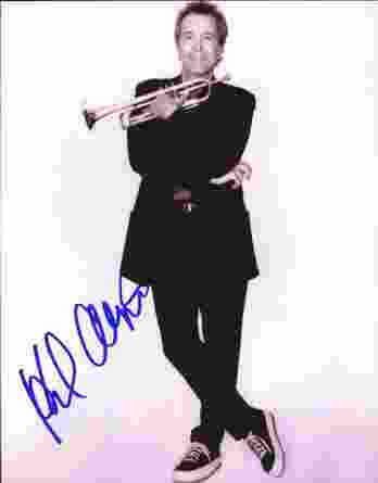 Herb Alpert authentic signed 8x10 picture