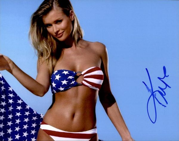 Joanna Krupa authentic signed 8x10 picture