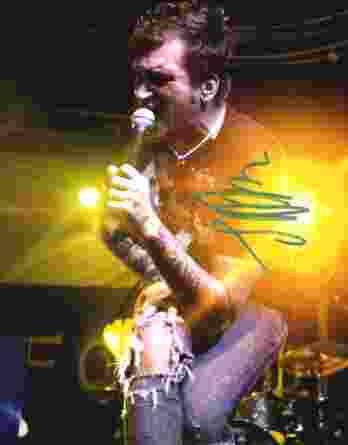 Jordan Pundik authentic signed 8x10 picture