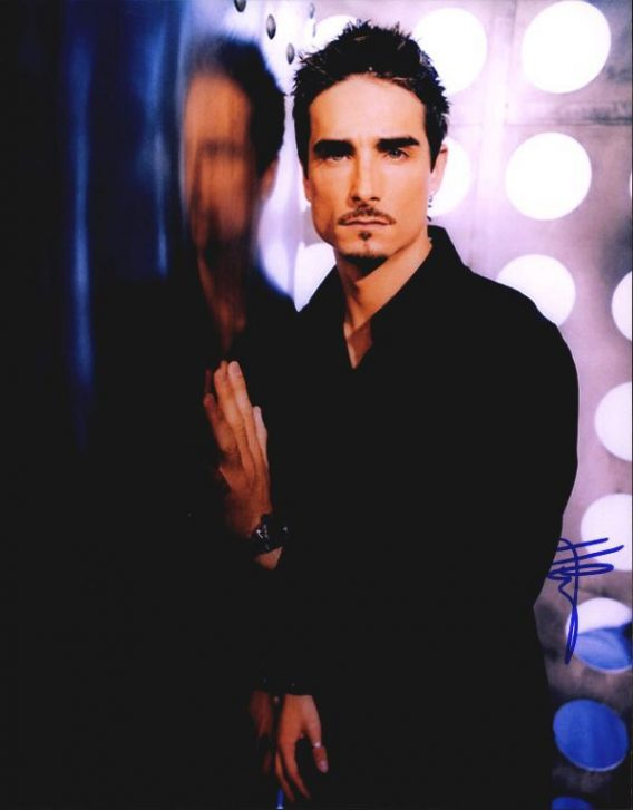 Kevin Richardson authentic signed 8x10 picture