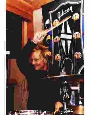 Matt Sorum authentic signed 8x10 picture