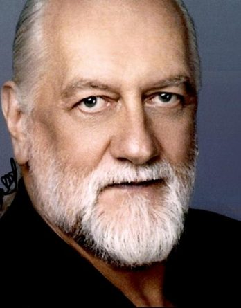 Mick Fleetwood authentic signed 8x10 picture