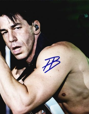 Phil Buckman authentic signed 8x10 picture