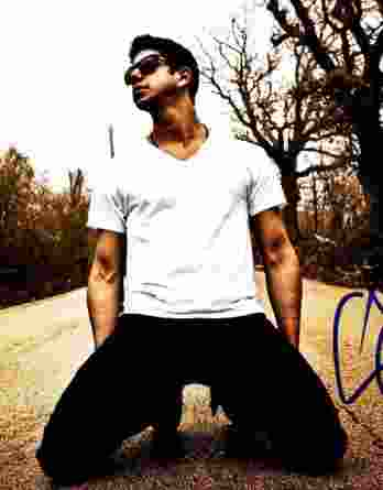SoMo authentic signed 8x10 picture