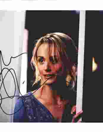 Taylor Schilling authentic signed 8x10 picture