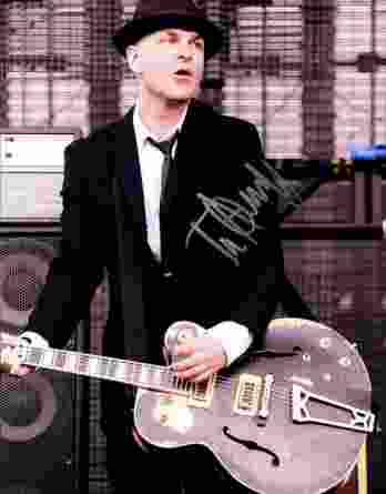 Tim Armstrong authentic signed 8x10 picture