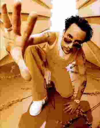 Aj Mclean authentic signed 8x10 picture
