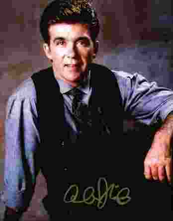 Alan Thicke authentic signed 8x10 picture