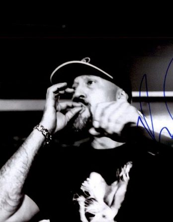 B-Real of Cypress Hill authentic signed 8x10 picture