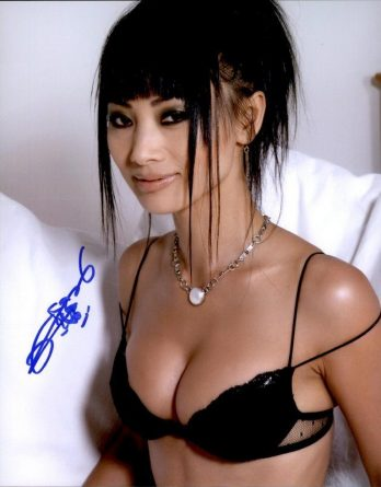 Bai Ling authentic signed 8x10 picture