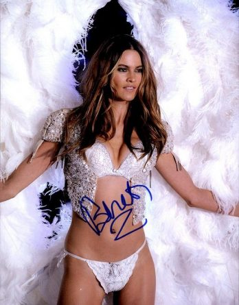 Behati Prinsloo authentic signed 8x10 picture
