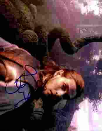 Ben Barnes authentic signed 8x10 picture