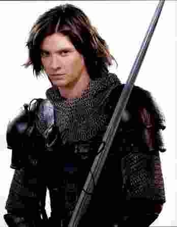Ben Barnes authentic signed 8x10 picture