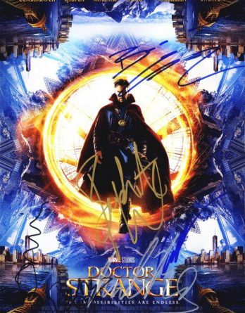 Benedict Cumberbatch, authentic signed 8x10 picture