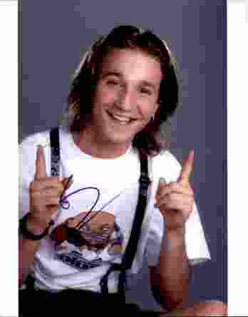 Breckin Meyer authentic signed 8x10 picture