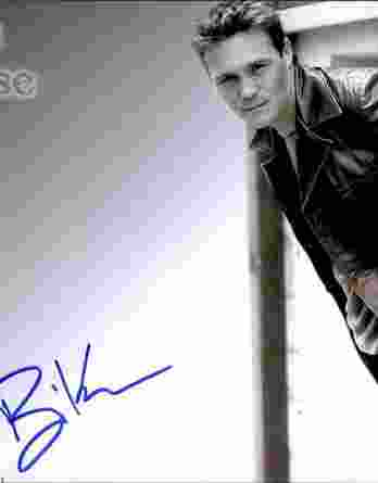 Brian Krause authentic signed 8x10 picture