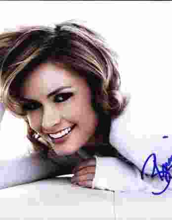 Brianna Brown authentic signed 8x10 picture