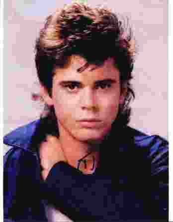 C Thomas Howell authentic signed 8x10 picture