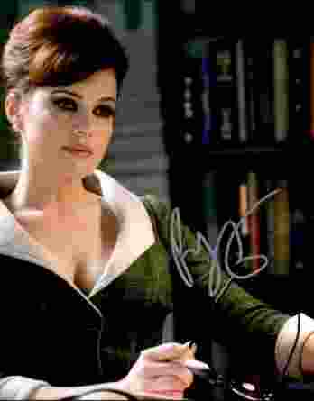 Carla Gugino authentic signed 8x10 picture