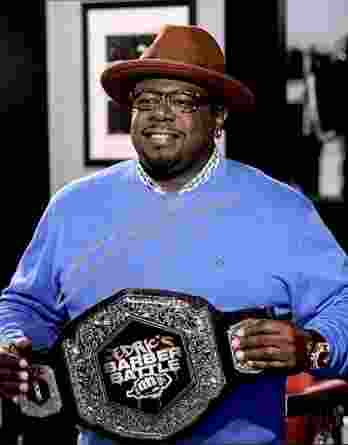 Cedric The Entertainer authentic signed 8x10 picture