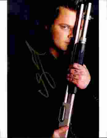 Charlie Scene authentic signed 8x10 picture