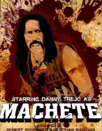 Danny Trejo authentic signed 8x10 picture