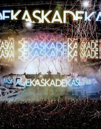 Kaskade authentic authentic signed 8x10 picture