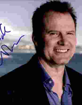 Jack Coleman authentic signed 8x10 picture