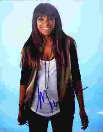 Jennifer Hudson authentic signed 8x10 picture