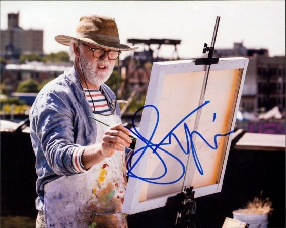 John Lithgow authentic signed 8x10 picture