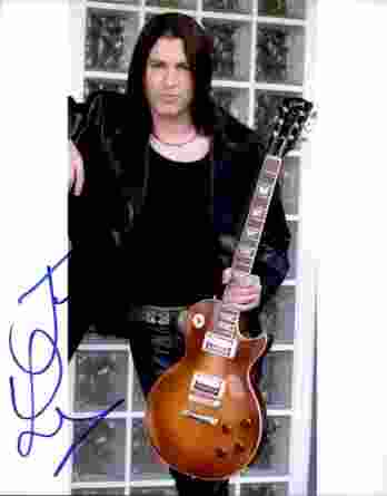 Jon Levin authentic signed 8x10 picture