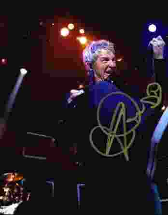 Kevin Cronin authentic signed 8x10 picture